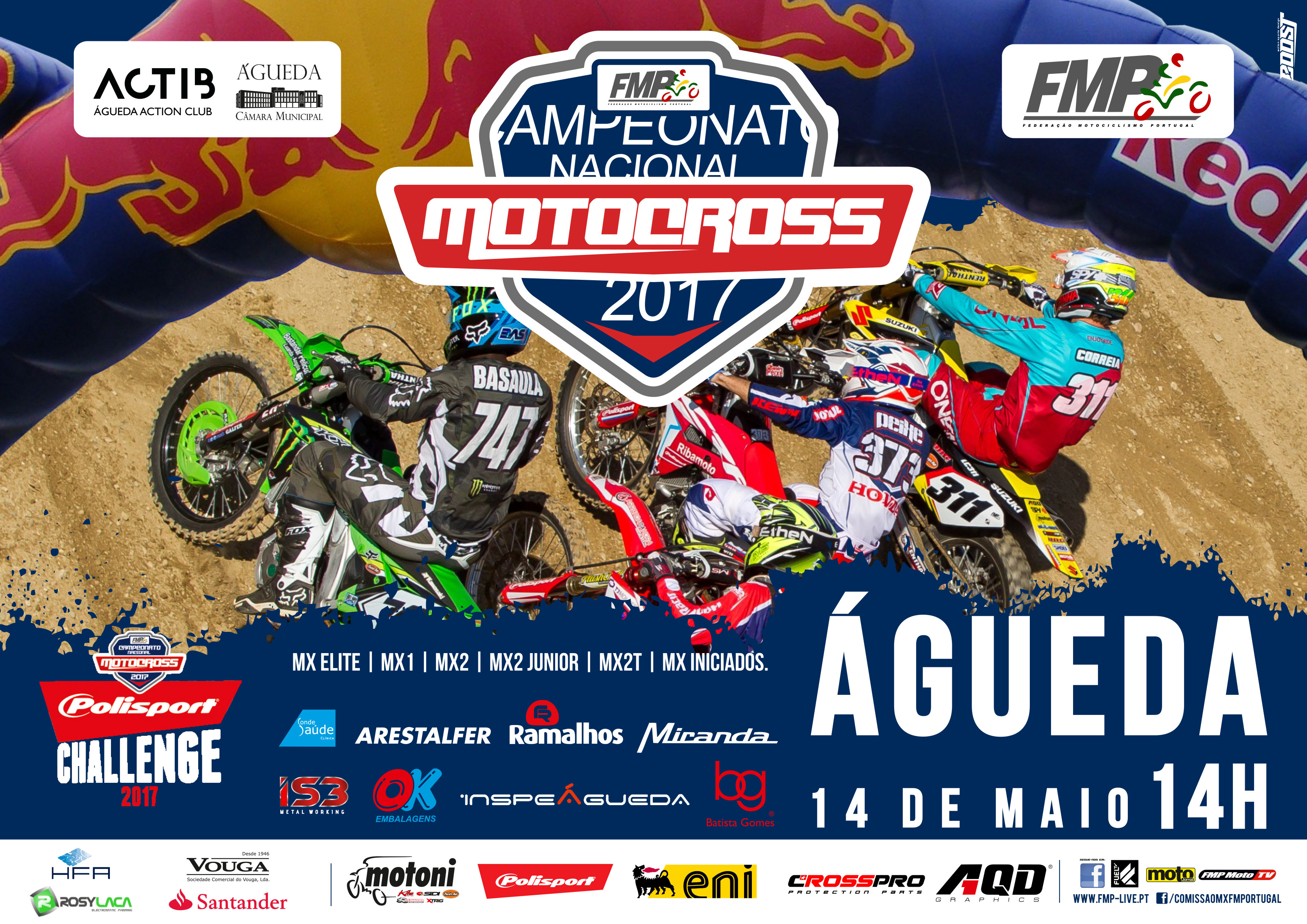 Nacional MX Regresso a Águeda