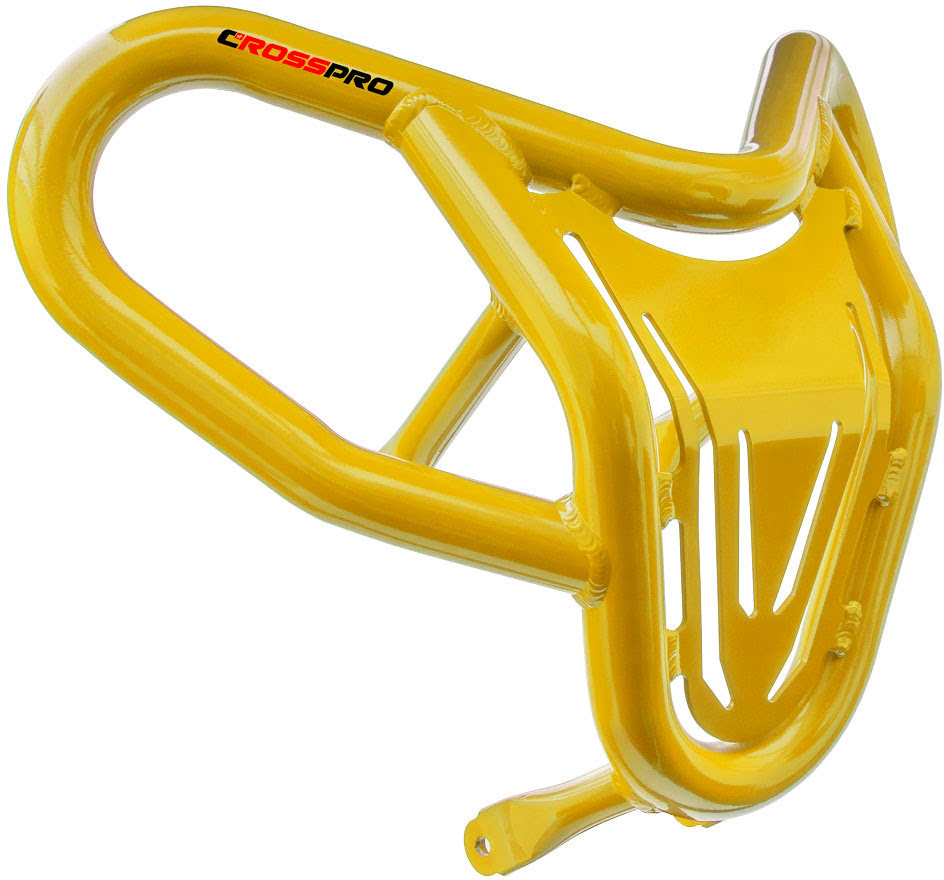 Front Bumper P25 Can-Am DS 450 EFI - 2008 Yellow - 2CP017____0008.JPG