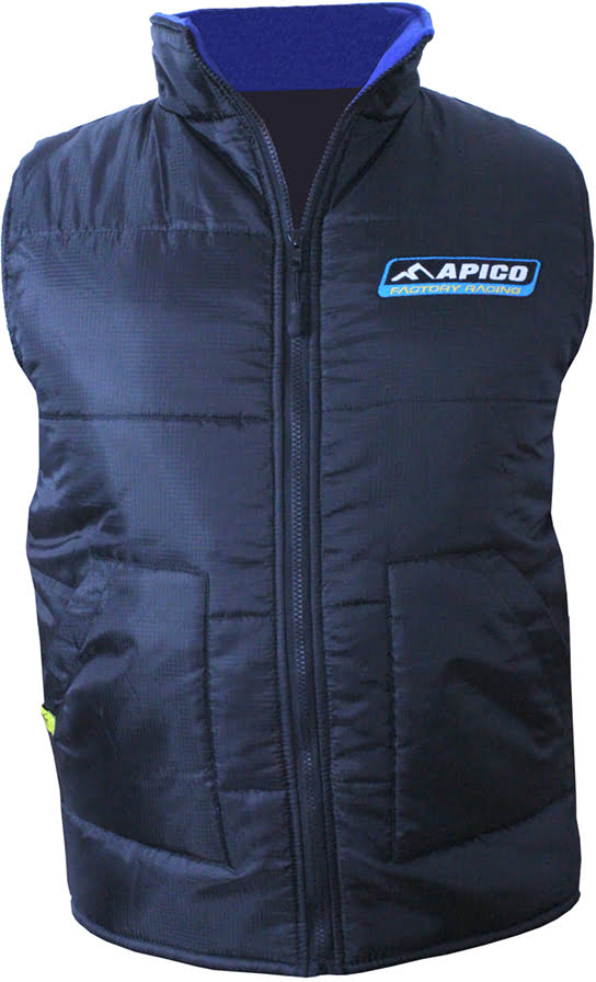 APICO INSULATED BODY WARMER MENS BLACK/BLUE LARGE - APICO-BW-M18.JPG